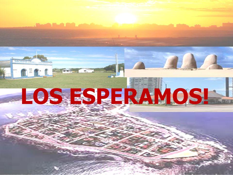 LOS ESPERAMOS! 11
