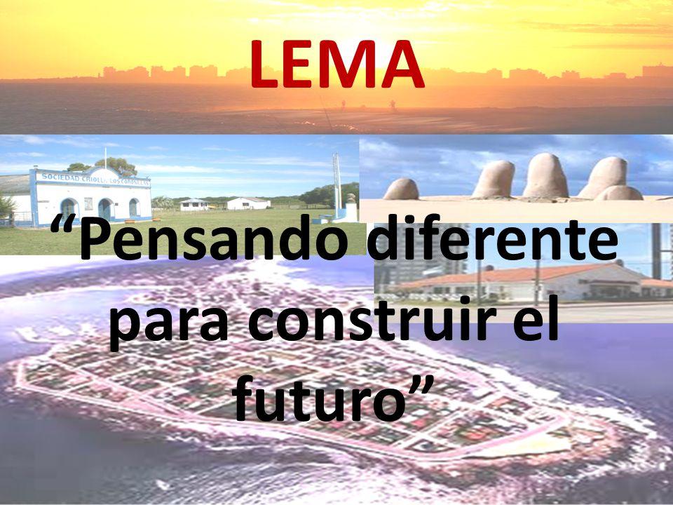 Pensando diferente para construir el futuro