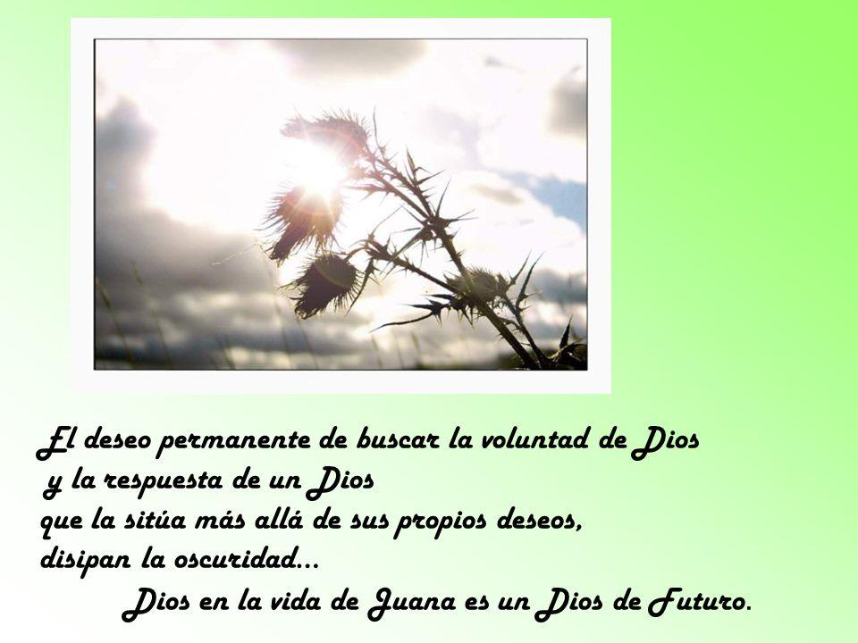 El deseo permanente de buscar la voluntad de Dios