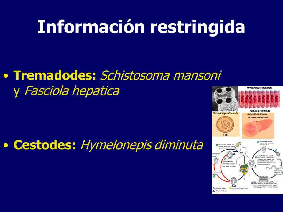 Información restringida