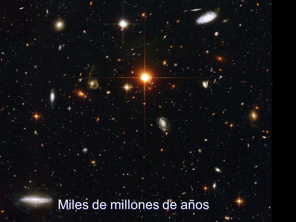 Miles de millones de años