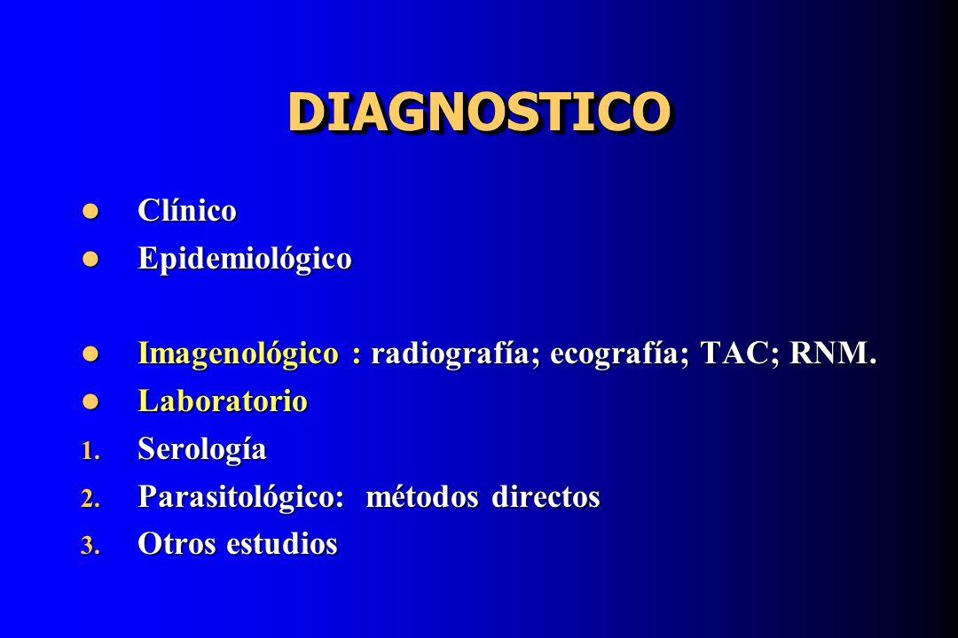 DIAGNOSTICO Clínico Epidemiológico