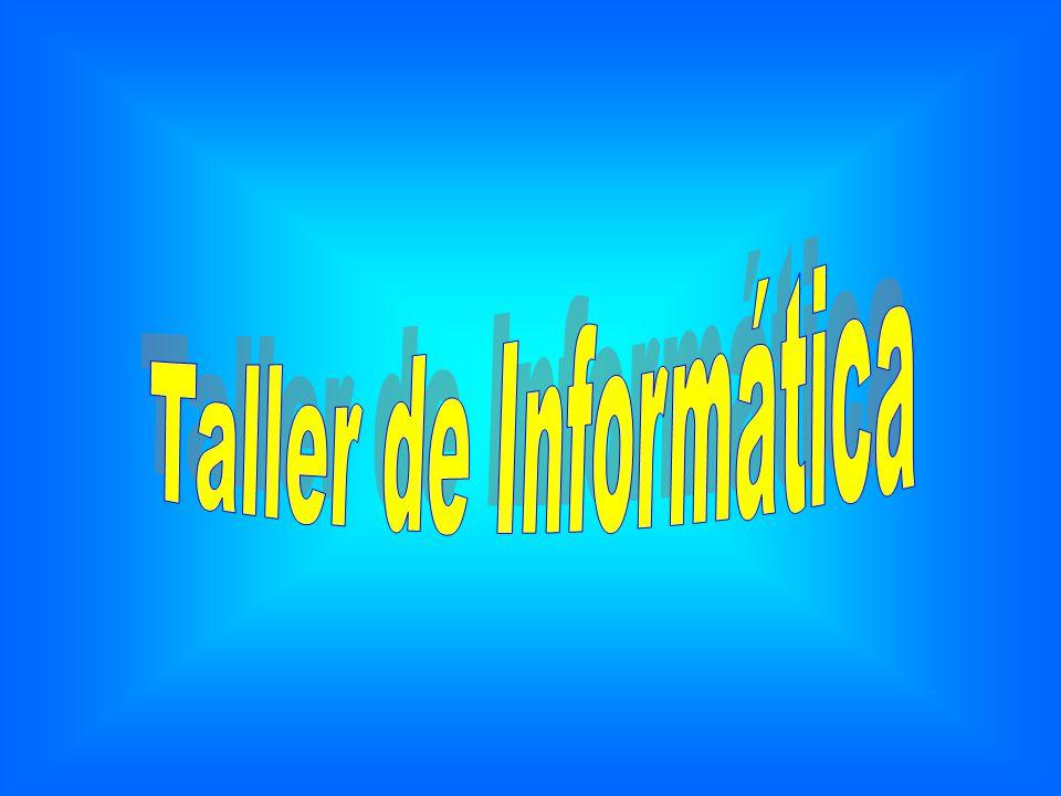 Taller de Informática