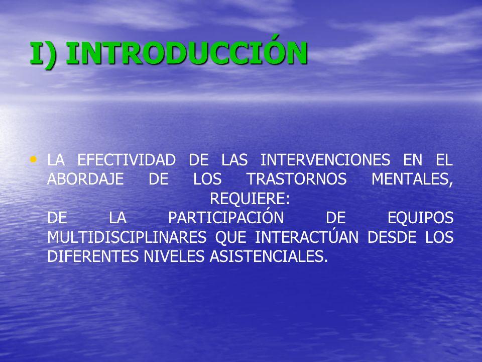 I) INTRODUCCIÓN