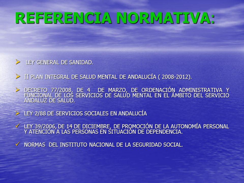 REFERENCIA NORMATIVA: