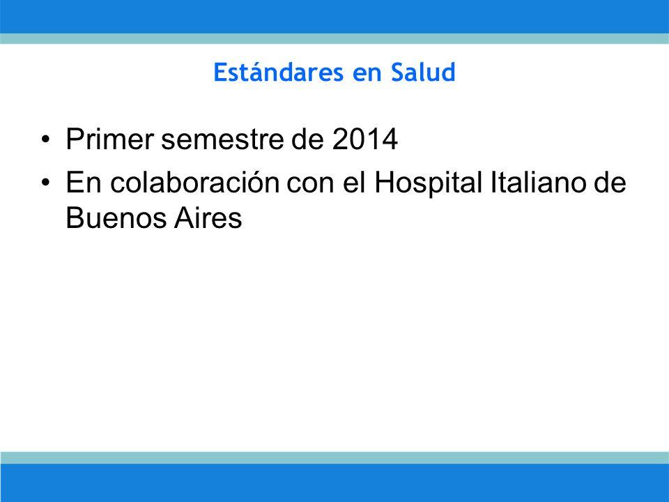 En colaboración con el Hospital Italiano de Buenos Aires