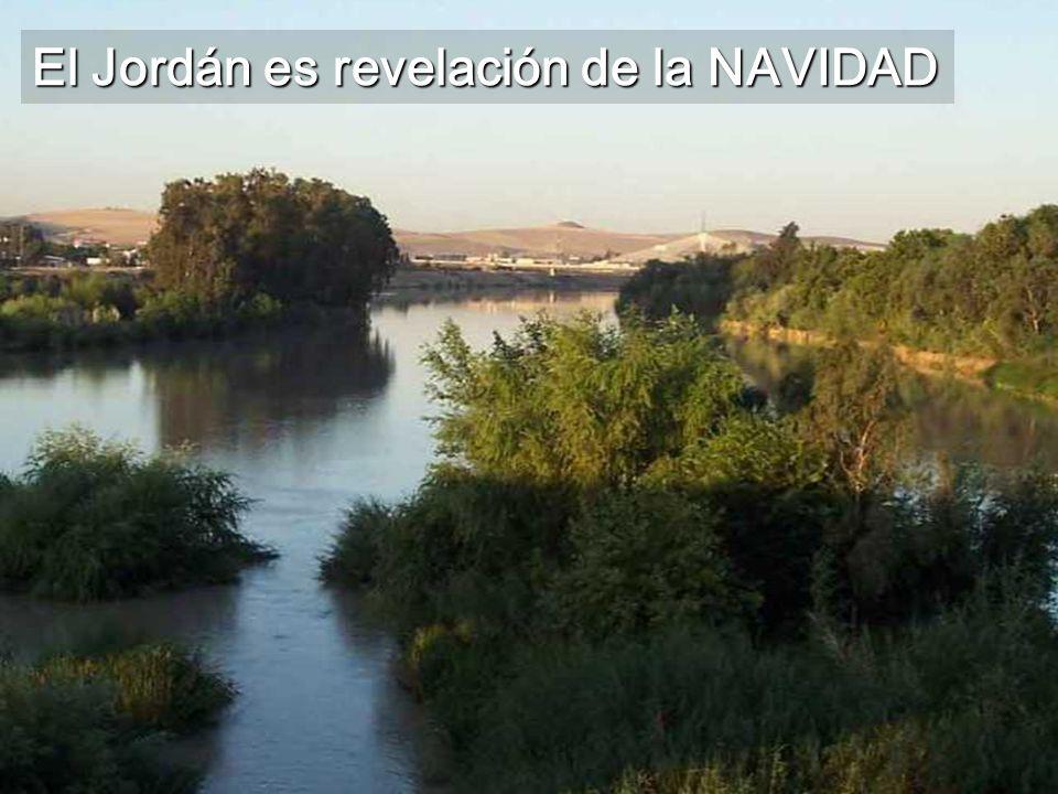 El Jordán es revelación de la NAVIDAD
