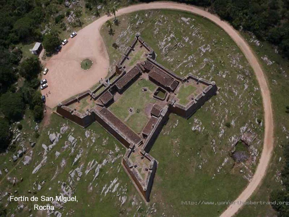 Fortín de San Miguel, Rocha