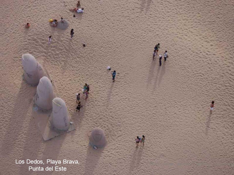 Los Dedos, Playa Brava, Punta del Este