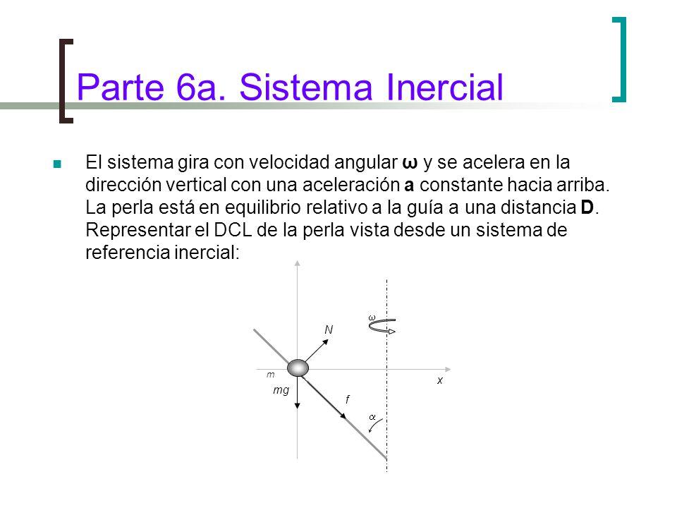 Parte 6a. Sistema Inercial