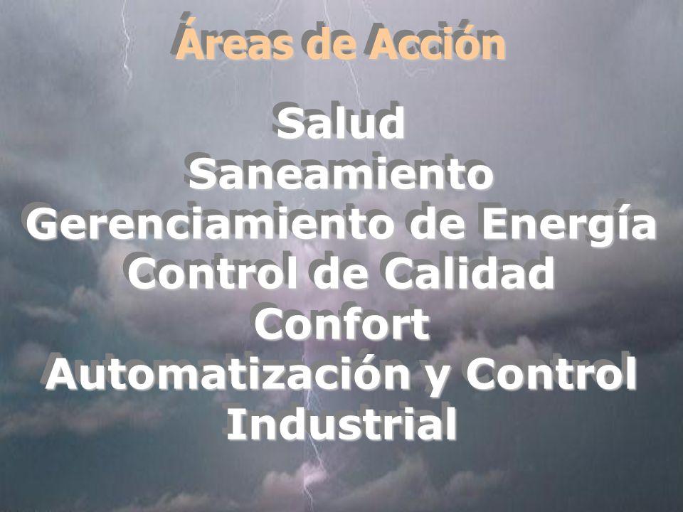 Gerenciamiento de Energía Automatización y Control Industrial