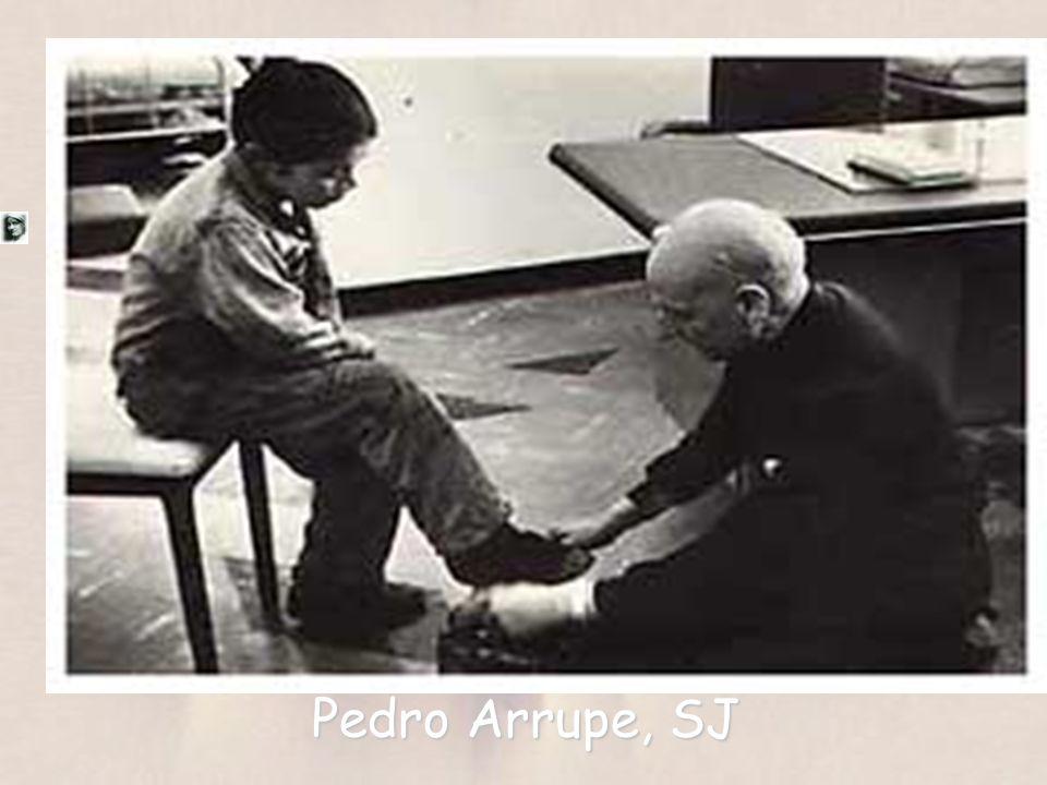 Pedro Arrupe, SJ