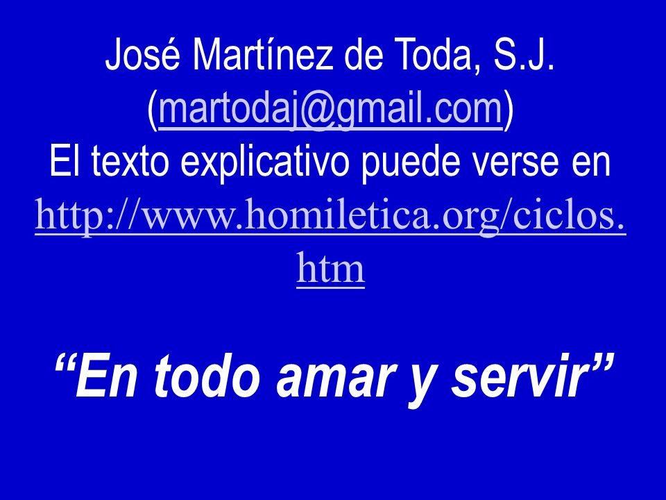 José Martínez de Toda, S.J.