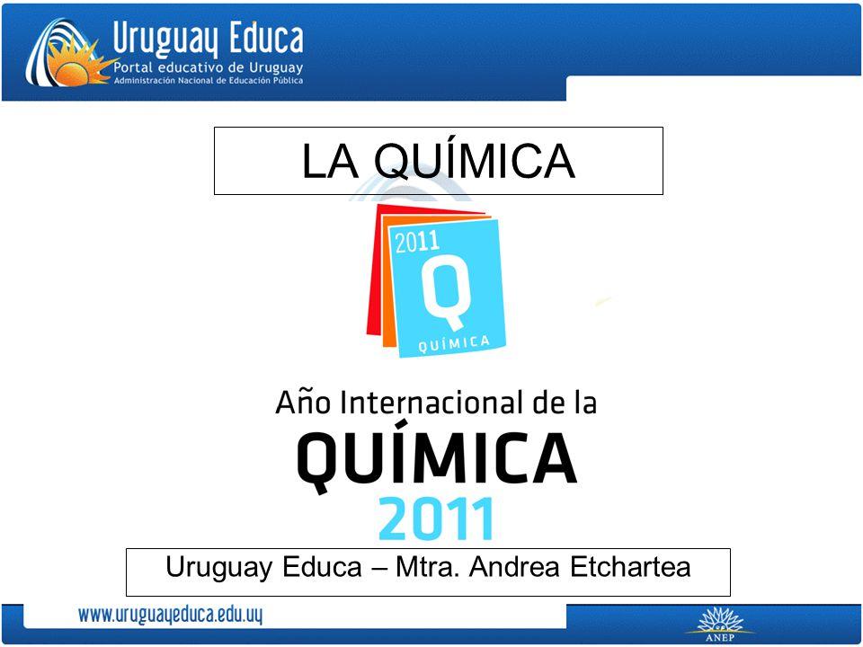 Uruguay Educa – Mtra. Andrea Etchartea