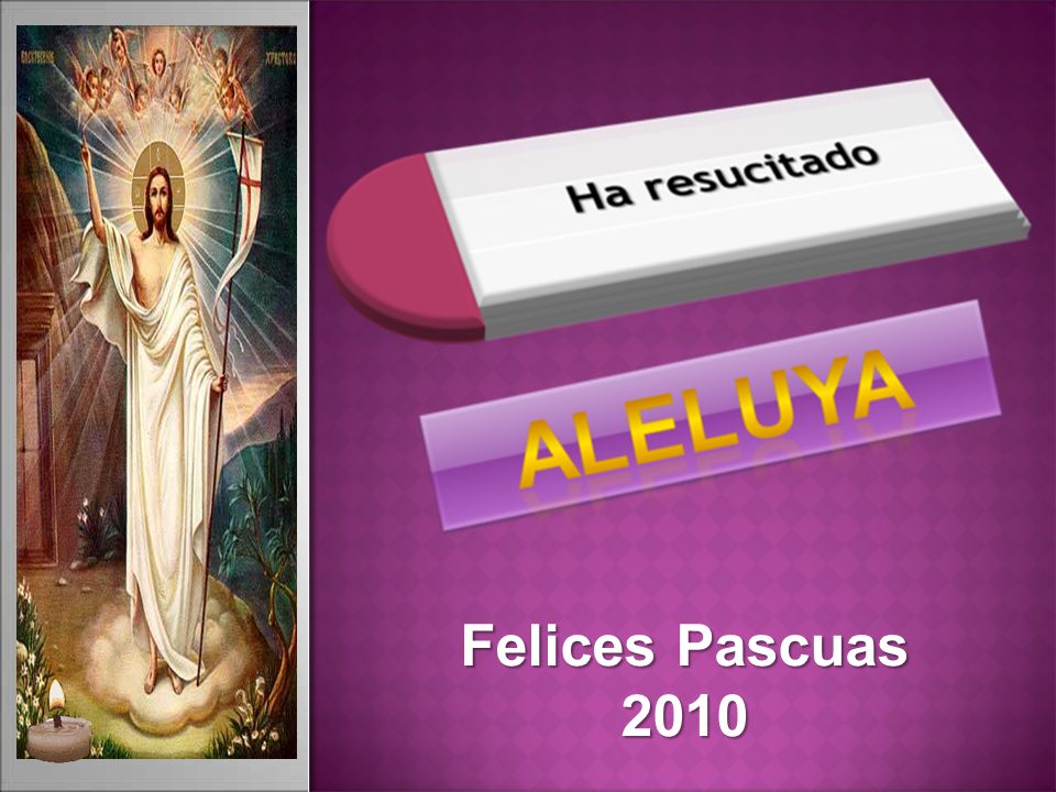 Felices Pascuas 2010