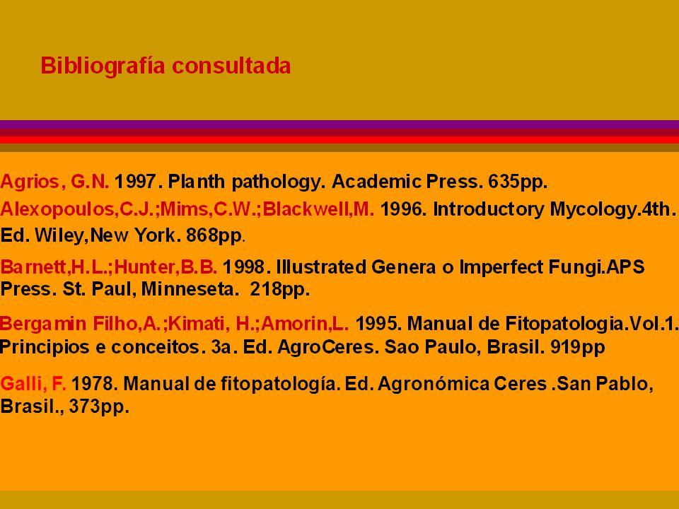 Galli, F. 1978. Manual de fitopatología. Ed. Agronómica Ceres