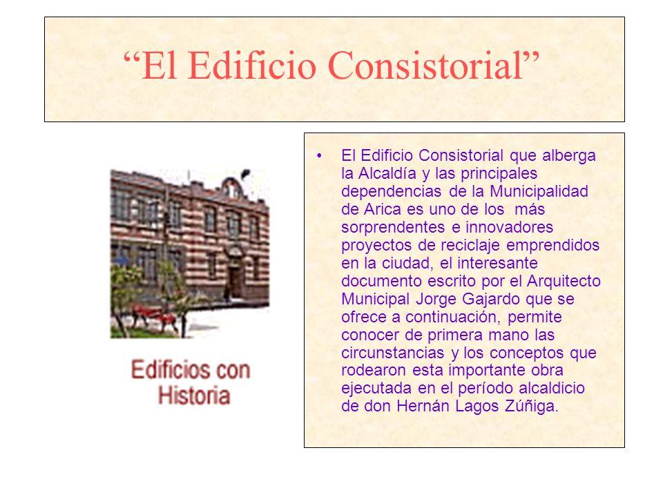El Edificio Consistorial