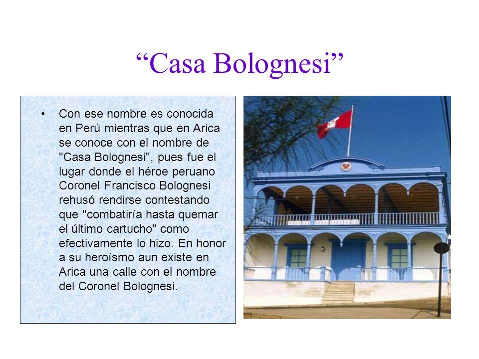 Casa Bolognesi