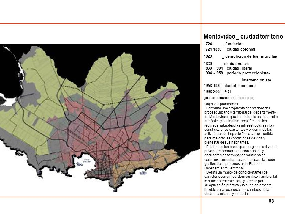 Montevideo _ ciudad territorio
