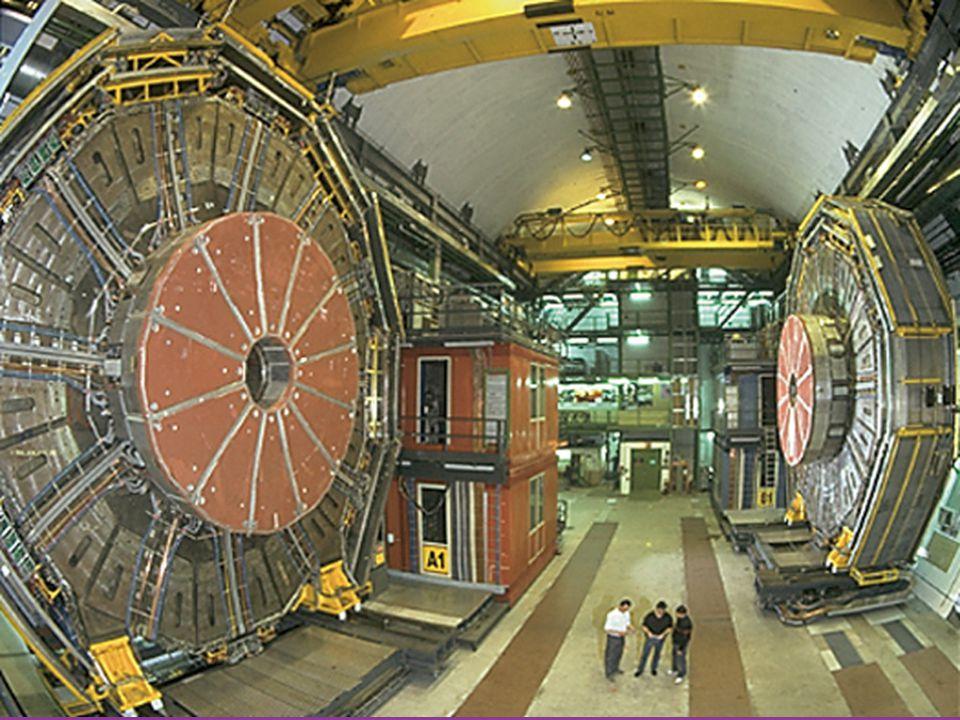 CERN (Centro europeo de investigaciones nucleares)