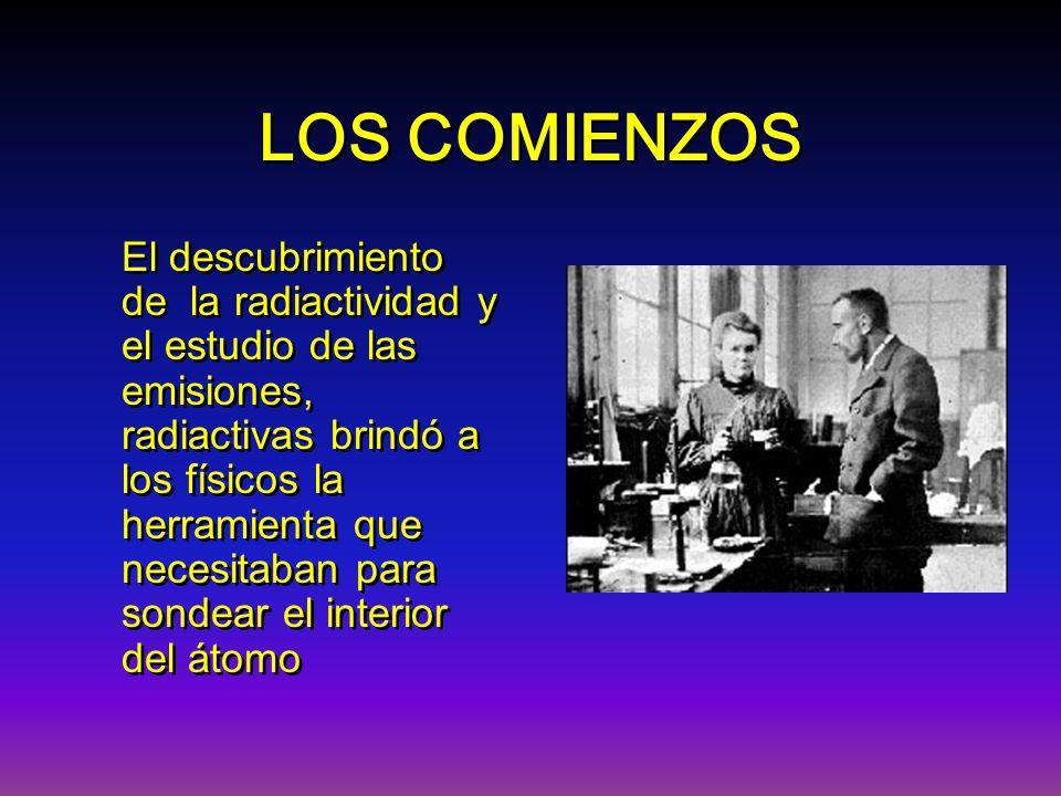LOS COMIENZOS