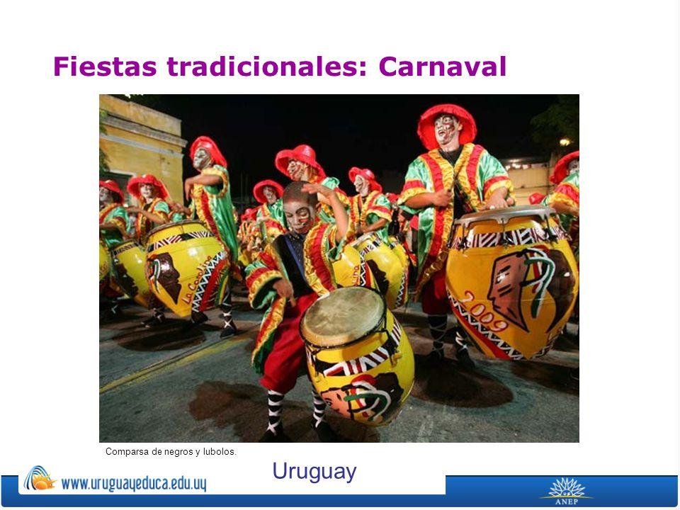 Fiestas tradicionales: Carnaval