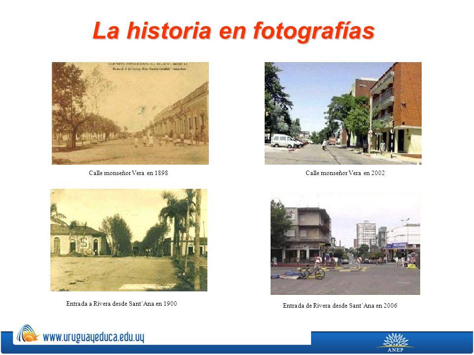 La historia en fotografías