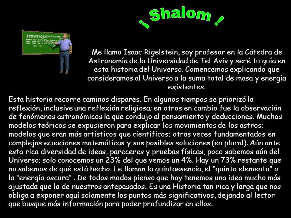 ¡ Shalom !