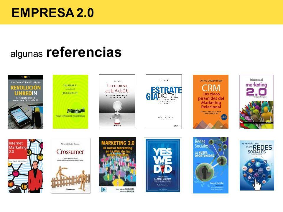 EMPRESA 2.0 algunas referencias