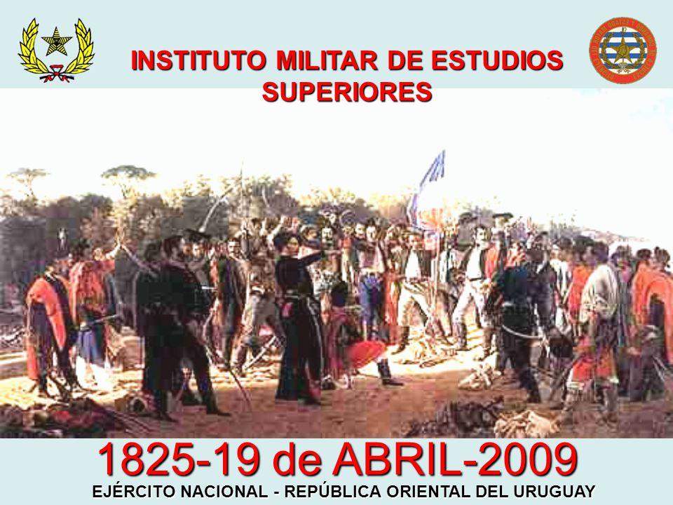 INSTITUTO MILITAR DE ESTUDIOS SUPERIORES