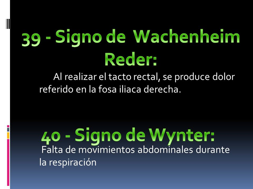 39 - Signo de Wachenheim Reder: 40 - Signo de Wynter: