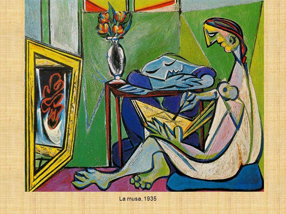 La musa, 1935