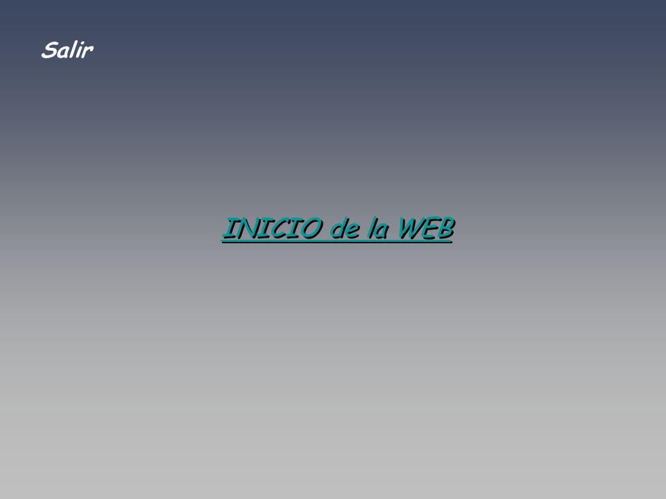 Salir INICIO de la WEB