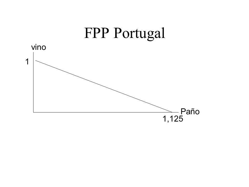 FPP Portugal vino 1 Paño 1,125