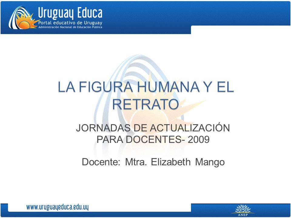 LA FIGURA HUMANA Y EL RETRATO