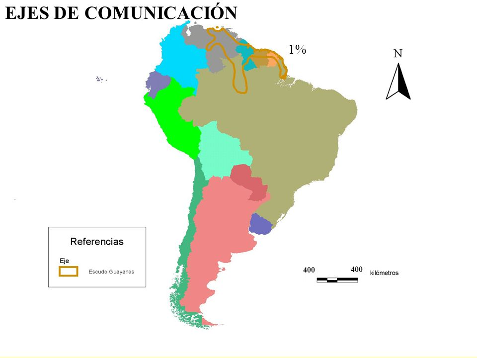 EJES DE COMUNICACIÓN 1% 400 400