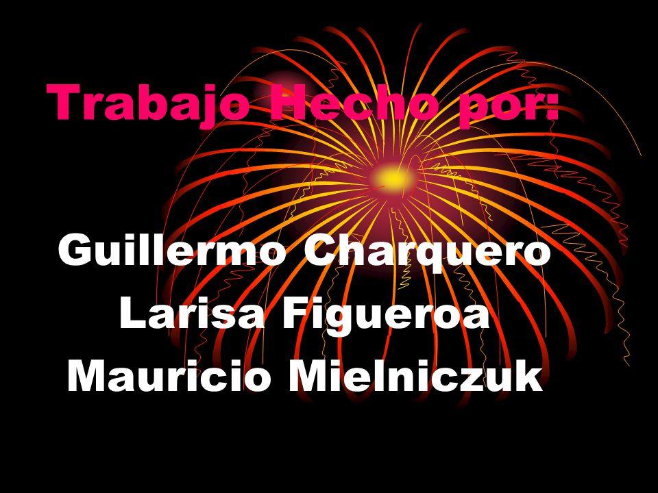 Guillermo Charquero Larisa Figueroa Mauricio Mielniczuk