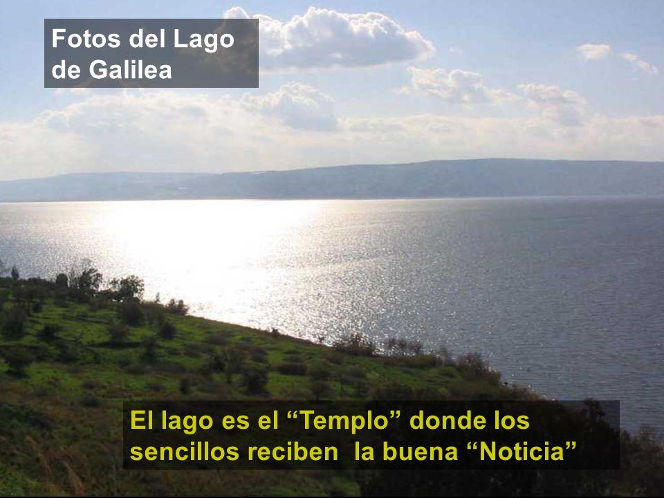 Fotos del Lago de Galilea