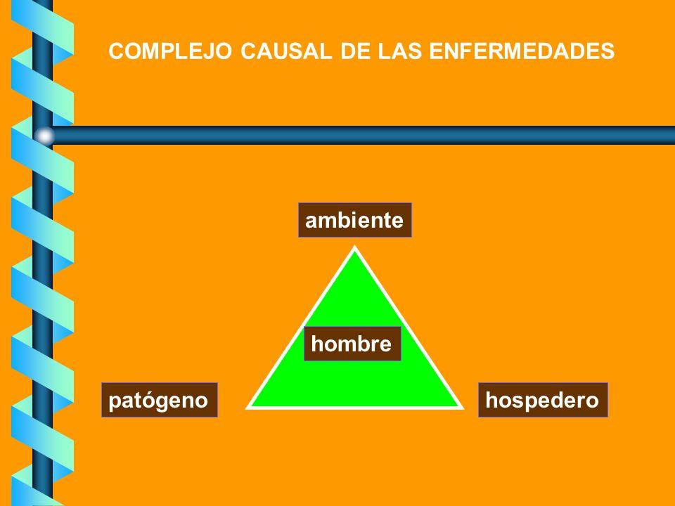 COMPLEJO CAUSAL DE LAS ENFERMEDADES