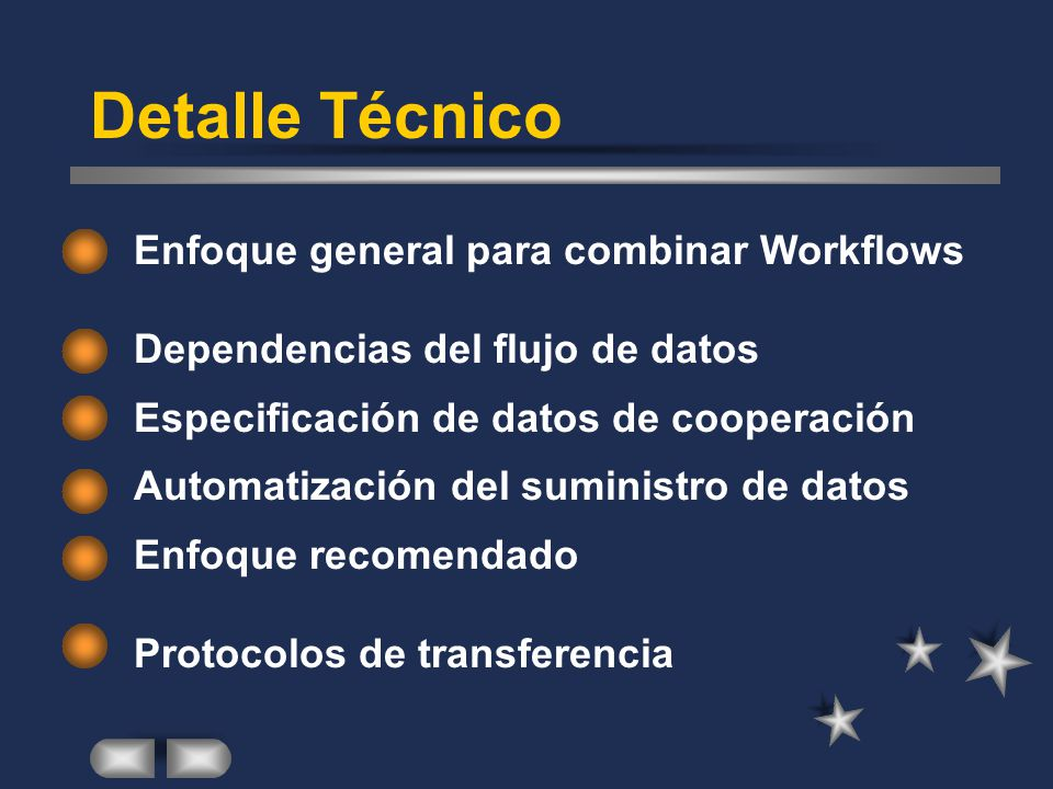 Detalle Técnico Enfoque general para combinar Workflows