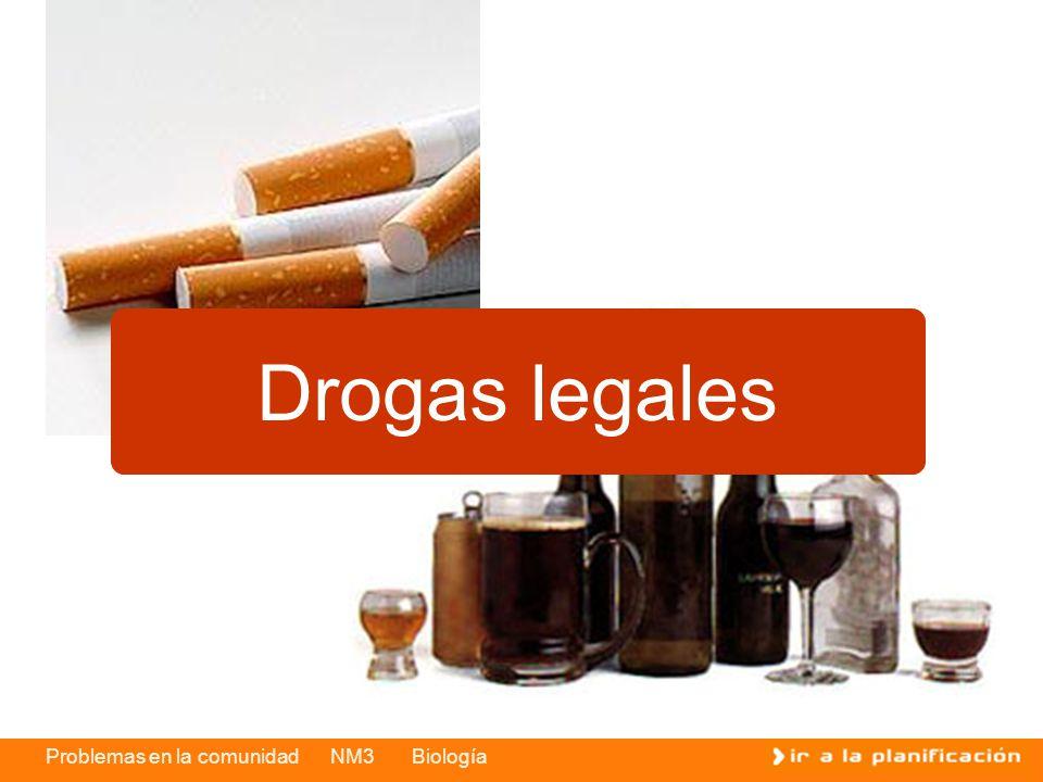 Drogas legales