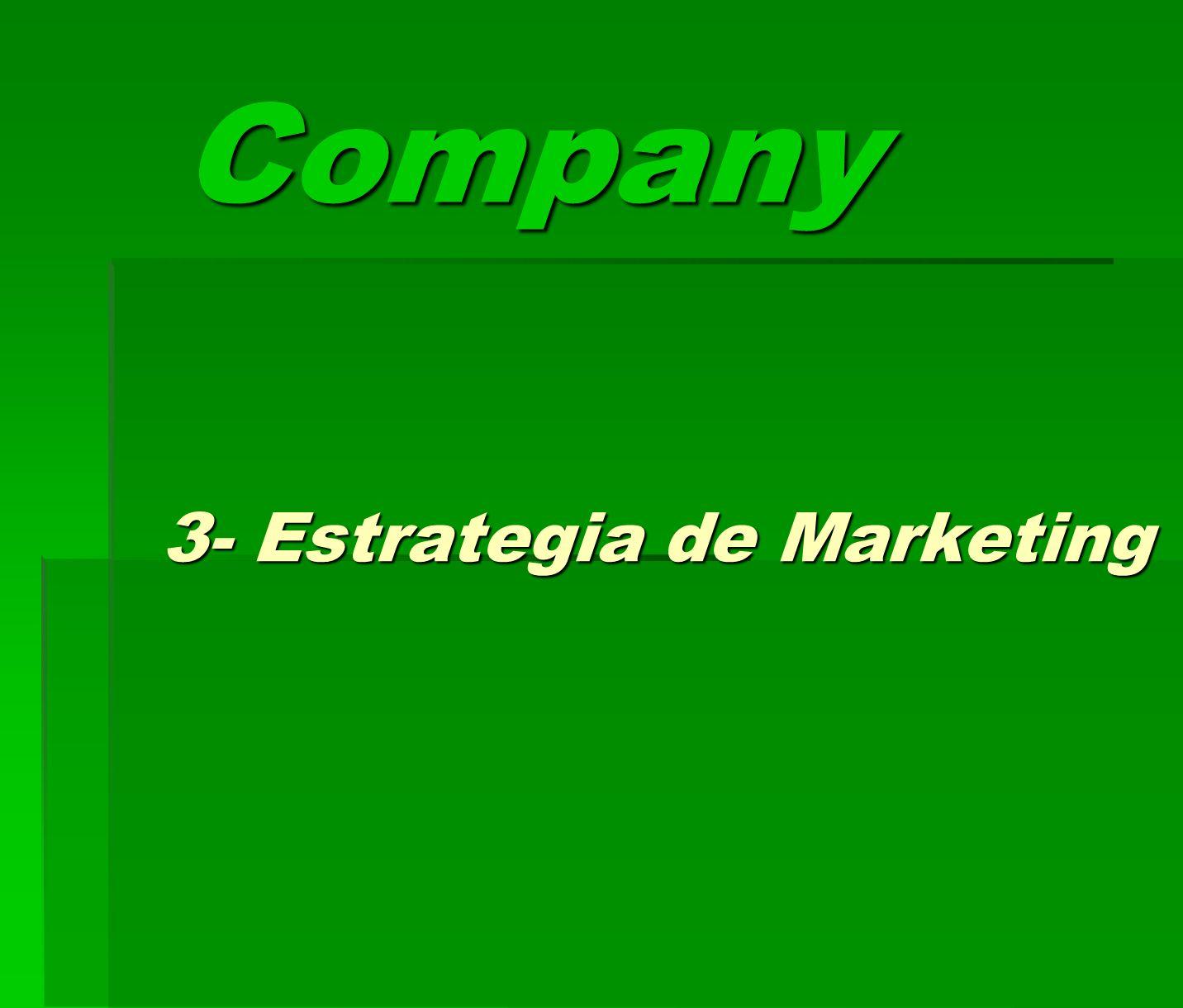 3- Estrategia de Marketing