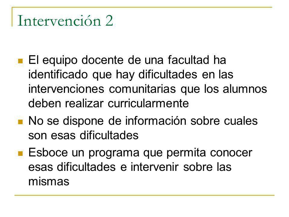 Intervención 2