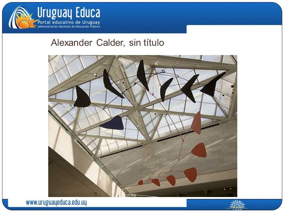 Alexander Calder, sin título