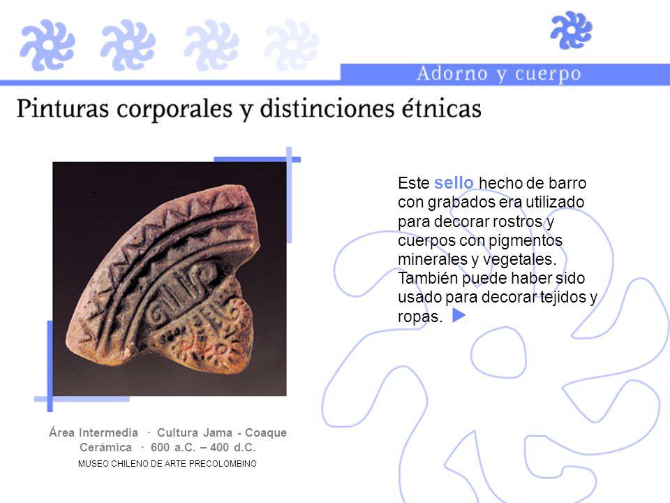 Área Intermedia · Cultura Jama - Coaque Cerámica · 600 a.C. – 400 d.C.