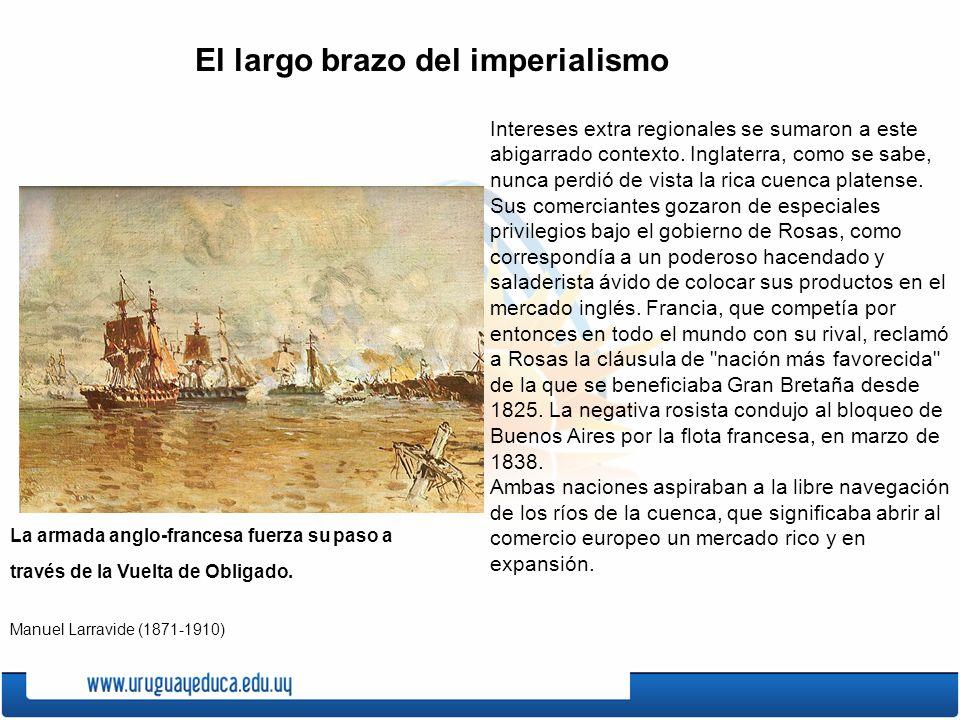 El largo brazo del imperialismo