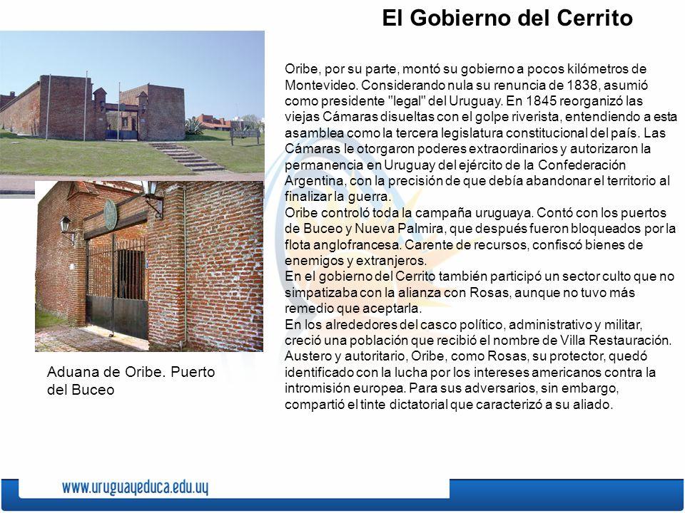 El Gobierno del Cerrito