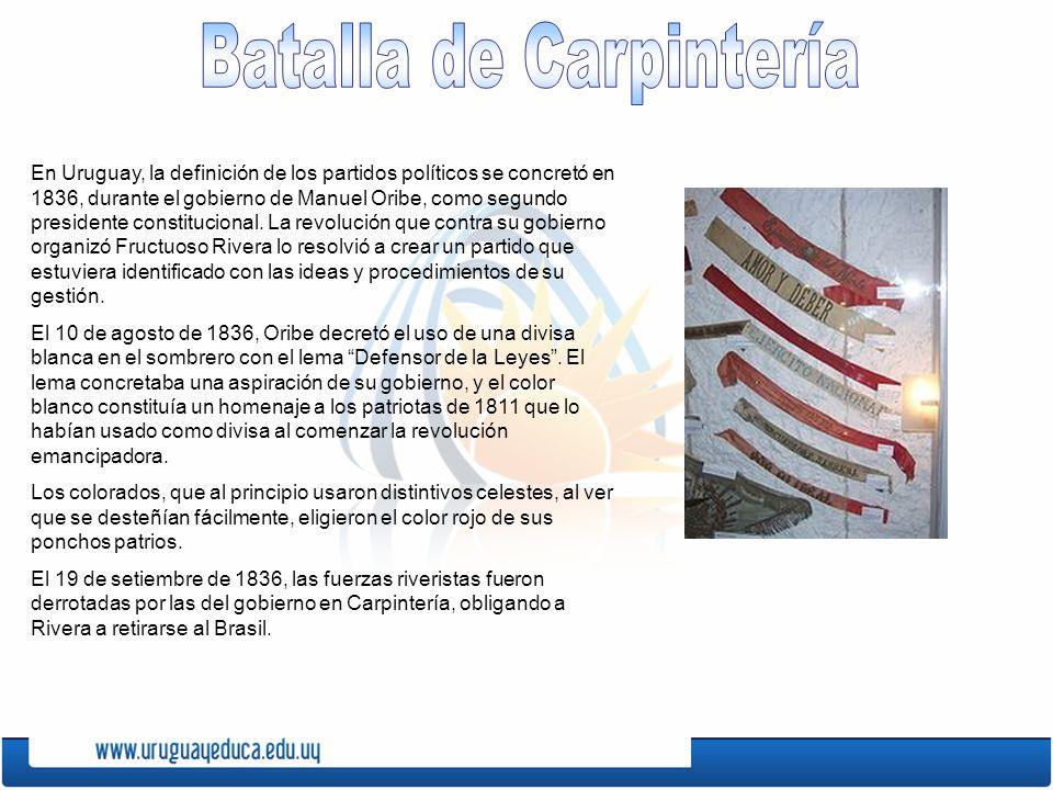 Batalla de Carpintería