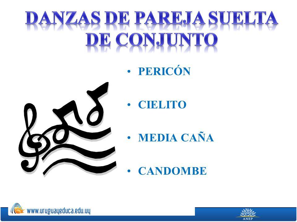DANZAS DE PAREJA SUELTA
