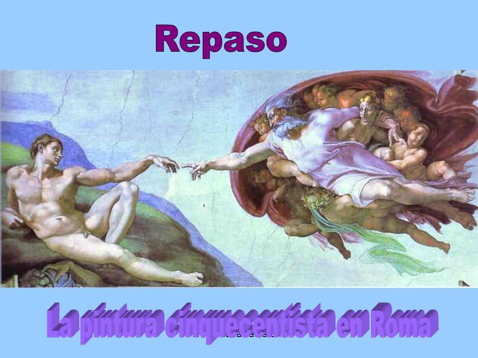 La pintura cinquecentista en Roma